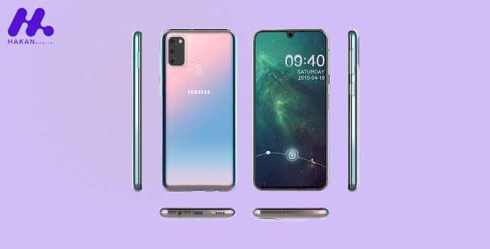 طراحی گوشی سامسونگ Galaxy M30s