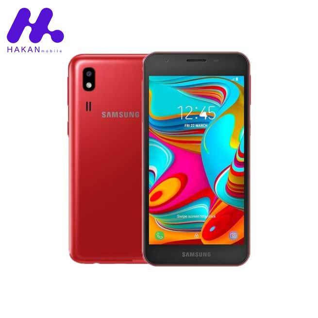 گوشی سامسونگ Samsung Galaxy A260 Core قرمز