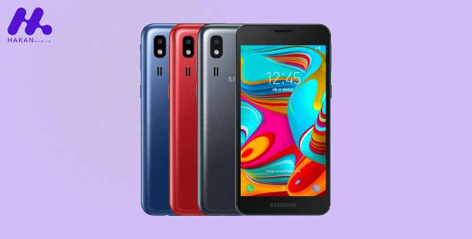 طراحی گوشی سامسونگ Samsung Galaxy A260 Core