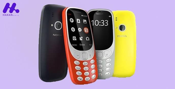 گوشی نوکیا ۳۳۱۰- Nokia 3310