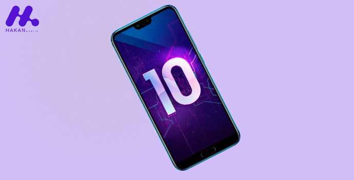 صفحه نمایش گوشی آنر ۱۰