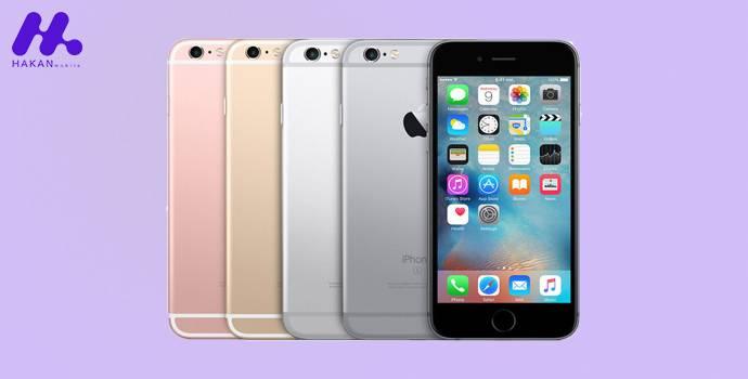 مشخصات فنی گوشی Apple iPhone 6s