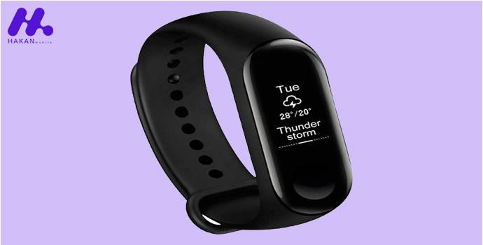 ساعت هوشمند شیائومی مدل Xiaomi Mi Band 3