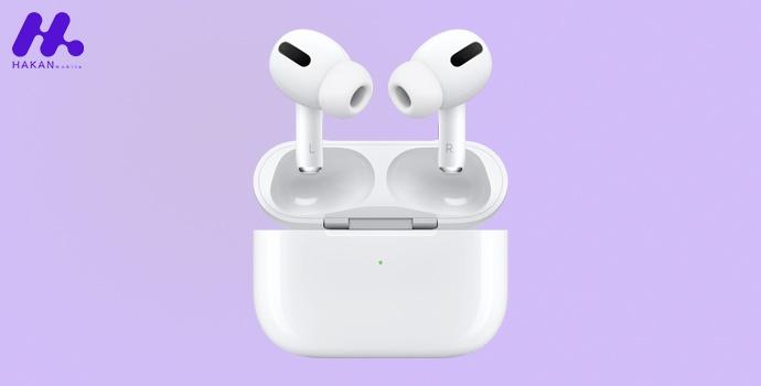 مشخصات هدفون بی سیم اپل مدل AirPods 2 Pro