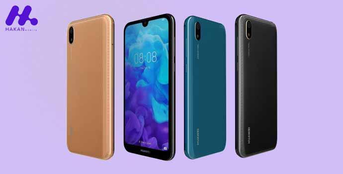 طراحی گوشی هواوی مدل Huawei Y5 2019