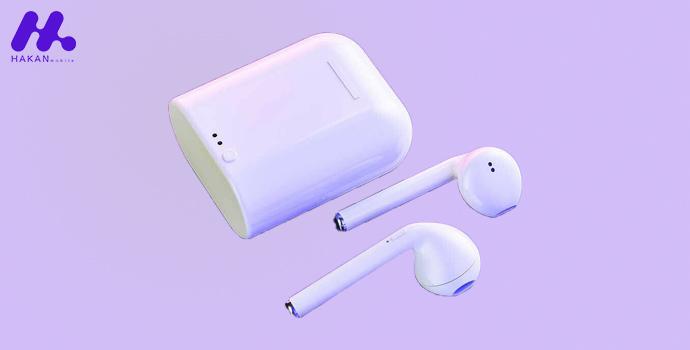 مشخصات فنی هندزفری بیسیم طرح Airpods 2 High Copy