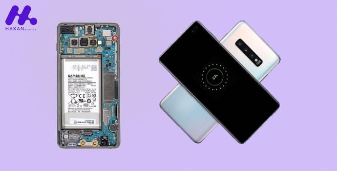 باتری اسمارت فون های Samsung