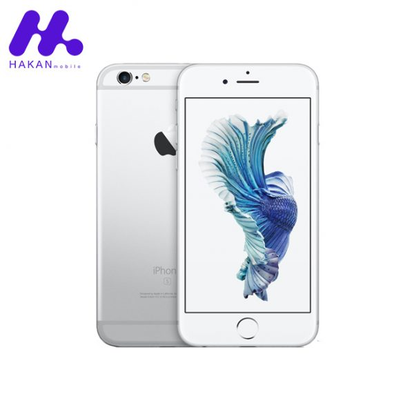 گوشی اپل آیفون ۶ اس نقره ای