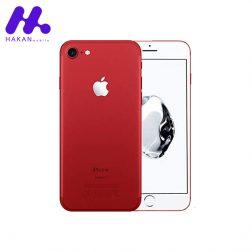 گوشی ایفون 7 قرمز