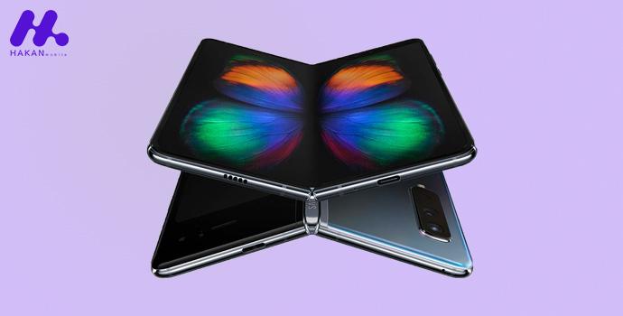 صفحه نمایش گوشی Samsung Galaxy Fold 5G