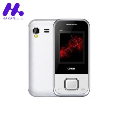گوشی موبایل اُرُد مدل 180 اس دو سیم کارت سفید