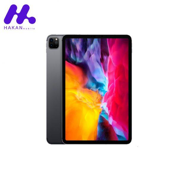 تبلت اپل مدل iPad Pro 11 4G ظرفیت ۲۵۶ گیگابایت خاکستری