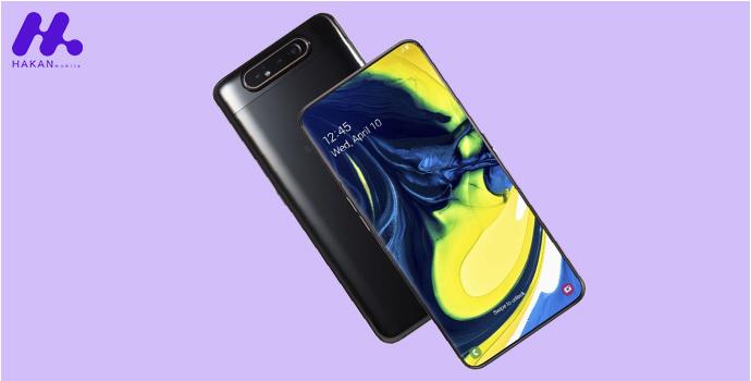 صفحه نمایش گوشی سامسونگ گلکسی A80