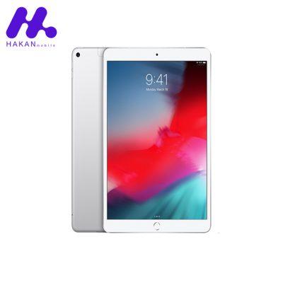 تبلت اپل مدل iPad Air 3 10.5 4G ظرفیت 128 گیگابایت نقره ای