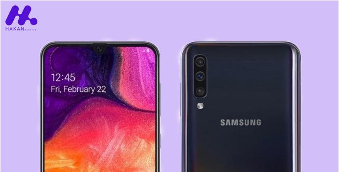 دوربین گوشی Samsung Galaxy A50