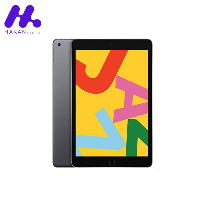 تبلت اپل مدل iPad 7 10.2 4G ظرفیت 128 گیگابایت خاکستری