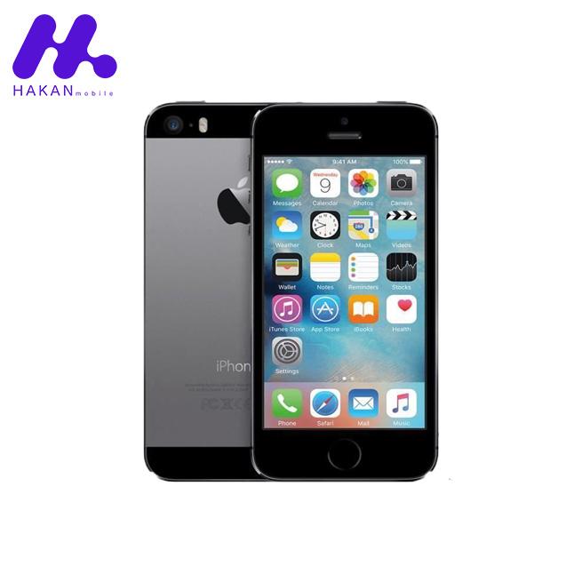 گوشی اپل آیفون ۵ اس مشکی