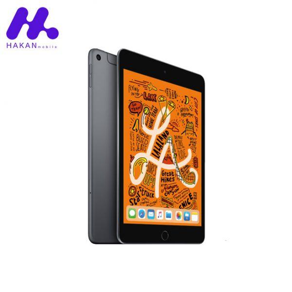 تبلت اپل مدل iPad mini 5 7.9 WIFI 4G ظرفیت ۲۵۶ گیگابایت خاکستری