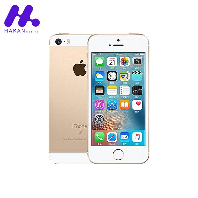 گوشی اپل آیفون ۵ اس گلد