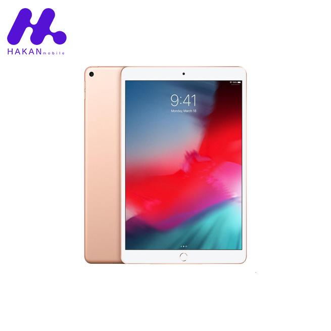 تبلت اپل مدل iPad Air 3 10.5 4G ظرفیت 128 گیگابایت رزگلد