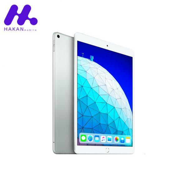 تبلت اپل مدل iPad Air 3 10.5 4G WIFI ظرفیت ۶۴ گیگابایت نقره ای