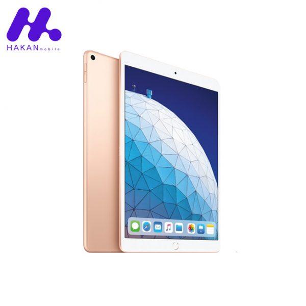 تبلت اپل مدل iPad Air 3 10.5 4G WIFI ظرفیت ۶۴ گیگابایت رزگلد