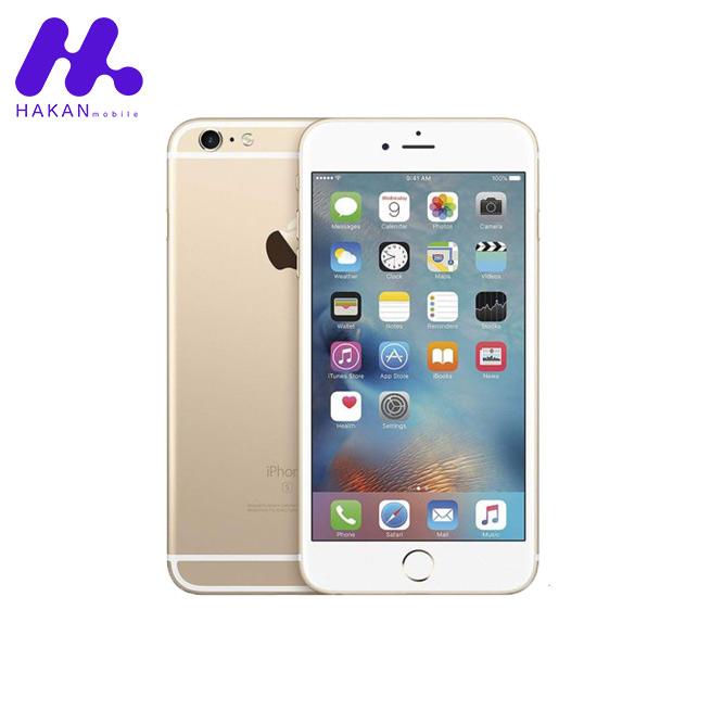 گوشی اپل آیفون ۶ پلاس گلد