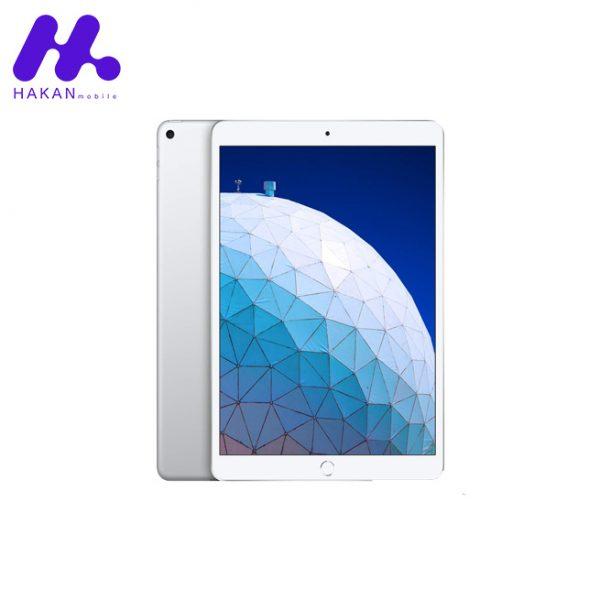 تبلت اپل مدل iPad Air 3 10.5 WIFI 4G ظرفیت 256 گیگابایت نقره ای
