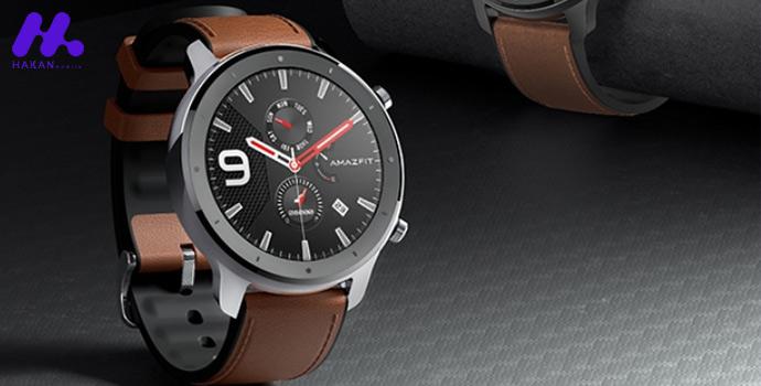 مشخصات ساعت هوشمند شیائومی مدل آمازفیت Amazfit GTR