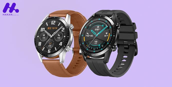 طراحی ساعت هوشمند هواوی GT2