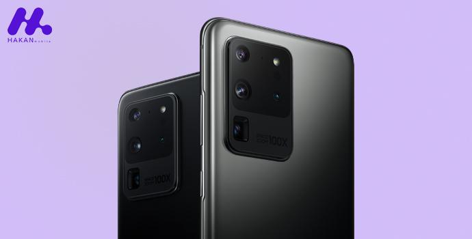 دوربین گوشی Samsung Galaxy S20 Ultra 4G