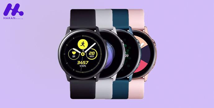 صفحه نمایش ساعت هوشمند سامسونگ مدل SM-R500