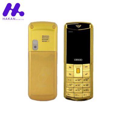گوشی موبایل اُرُد مدل GB101 دو سیم کارت
