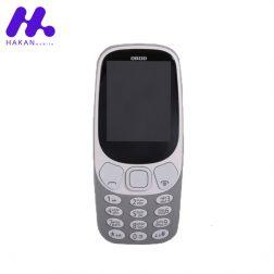 گوشی موبایل اُرُد مدل 3310 دو سیم کارت سرمه ای