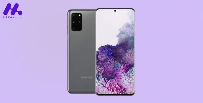 صفحه نمایش گوشی Samsung Galaxy S20 Plus