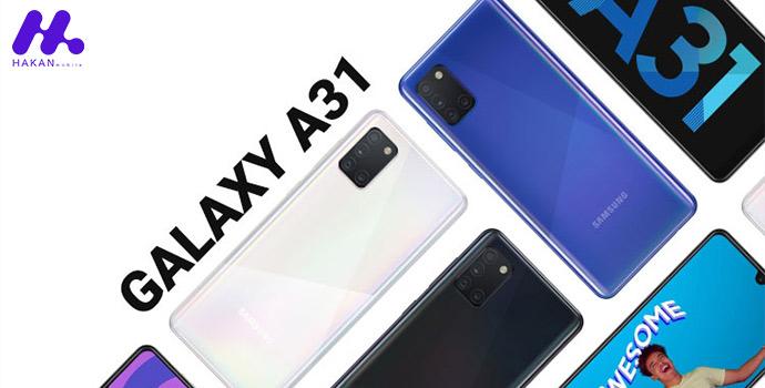 گوشی موبایل سامسونگ Galaxy A31