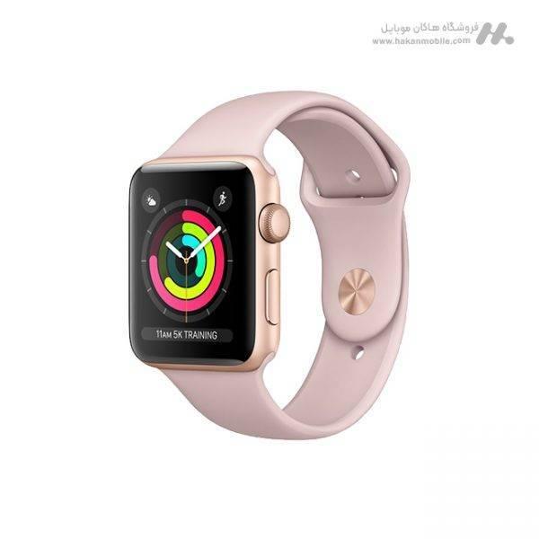 ساعت هوشمند اپل واچ مدل (Series 3 (42mm