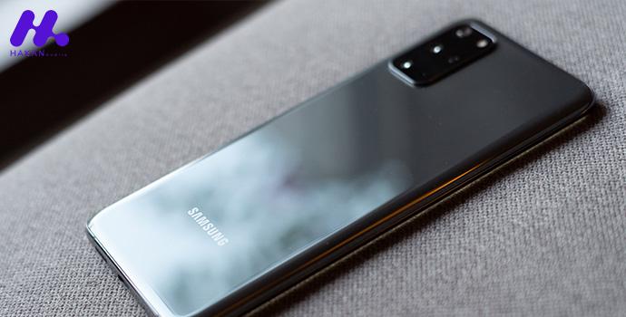 طراحی گوشی Galaxy S20 Plus