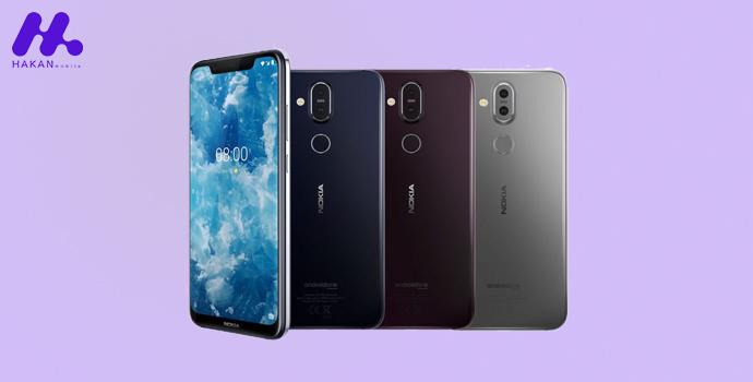 مشخصات فنی گوشی نوکیا ۸.۱ (Nokia 8.1)