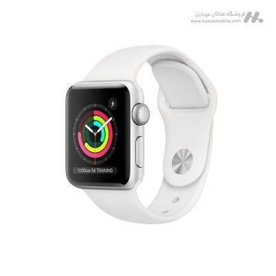 ساعت هوشمند اپل واچ مدل Series 3 38mm