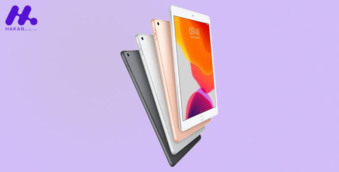 مشخصات فنی تبلت اپل iPad 7 10.2 4G