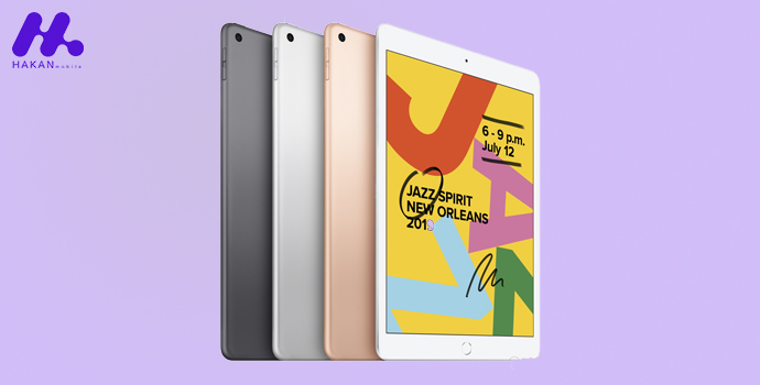 مشخصات فنی تبلت اپل مدل iPad 7 10.2 4G ظرفیت ۱۲۸ گیگابایت