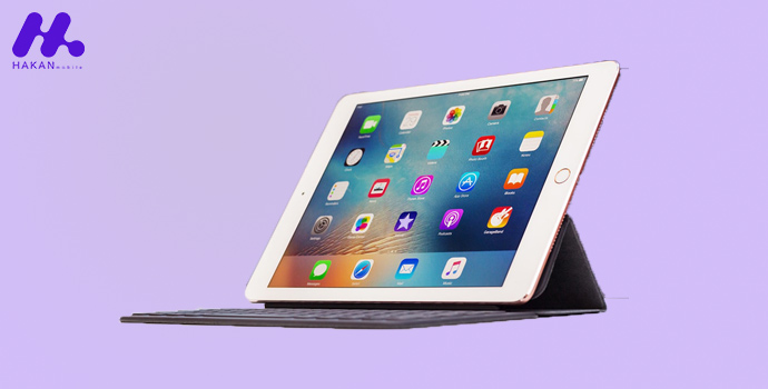 صفحه نمایش iPad Air 3