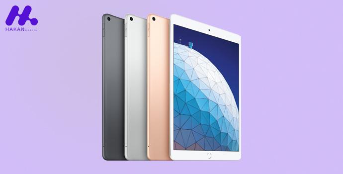 مشخصات فنی تبلت اپل مدل iPad Air 3 10.5 WIFI 4G ظرفیت ۲۵۶ گیگابایت
