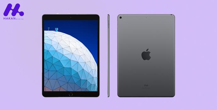 صفحه نمایش تبلت اپل مدل iPad Air 3 10.5 WIFI 4G ظرفیت ۲۵۶ گیگابایت