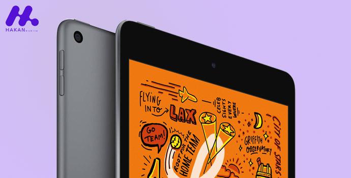 دوربین تبلت اپل مدل iPad mini 5 7.9 WIFI 4G ظرفیت ۲۵۶ گیگابایت