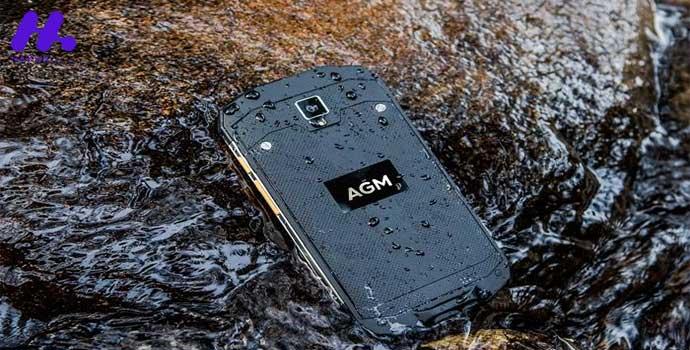 گوشی هوشمند AGM X3