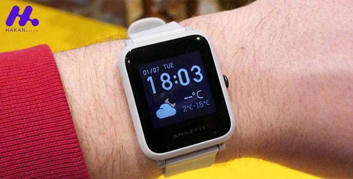 مشخصات ساعت هوشمند شیائومی مدل آمازفیت Amazfit Bip S