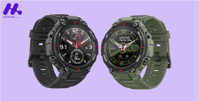 سایر قابلیت های ساعت هوشمند شیائومی مدل آمازفیت تی رکس