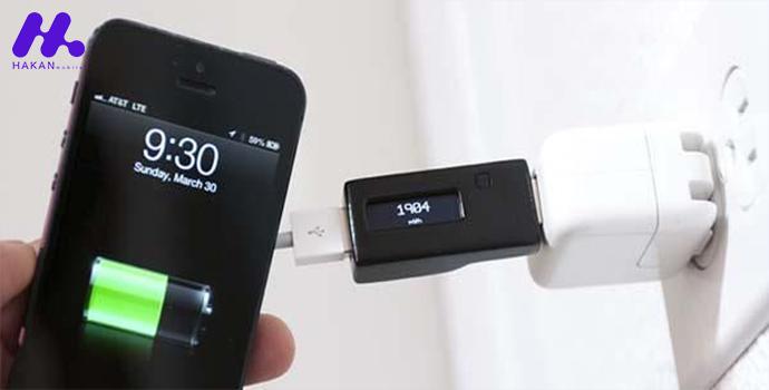 افزایش طول عمر باتری گوشی با عدم استفاده از شارژرهای سریع
